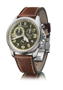 he Infantry Vintage Chronograph Jubilee Edition