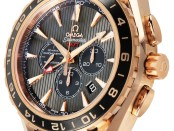 Omega Luxury Watch Aqua Terra K18pg