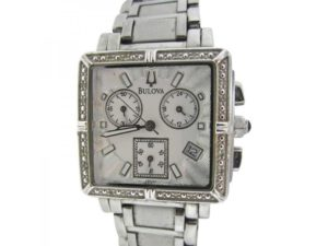 the popular 96R000 Diamond Accented Watch
